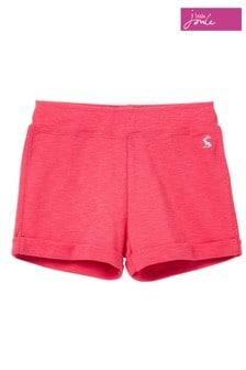 Joules Pink Kittiwake Jersey Shorts