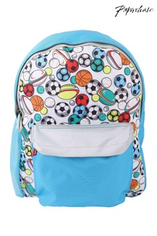 Paperchase Sports Print Backpack