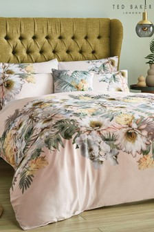 Ted Baker Woodland Floral Cotton Duvet Cover