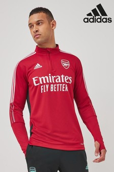 adidas紅色Arsenal運動衣