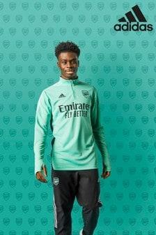adidas Green Arsenal Training Top