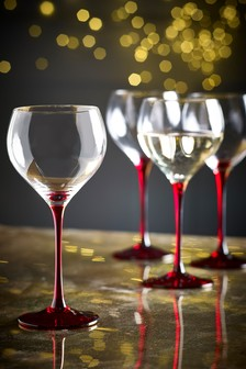 Barrett Set of 4 Wine Glasses