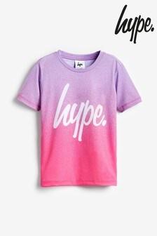 Vyblednuté tričko Hype.