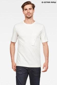 G-Star - Korpaz T-shirt met zakje