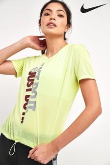 T-shirt de running Nike