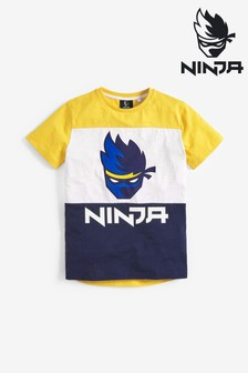 Ninja Colourblock T-Shirt (8-16yrs)