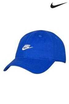 Nike Little Kids Blue Cap