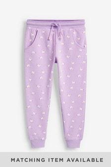 Pantalon de jogging motif licorne (3 mois - 8 ans)