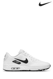 Nike Golf White Air Max 90 Trainers
