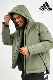 adidas Green Urban Insulated Jacket