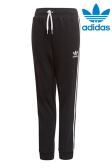 Спортивные брюки с 3 полосками и логотипом adidas Originals