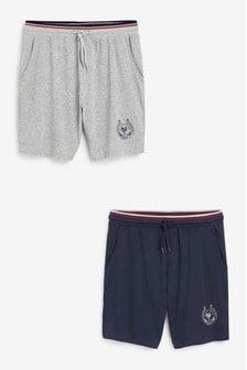 Logo Shorts 2 Pack