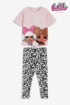 L.O.L Surprise! Legging Pyjamas (4-12yrs)