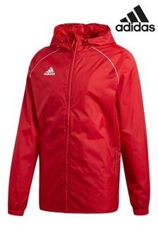 Красная куртка adidas Core 18