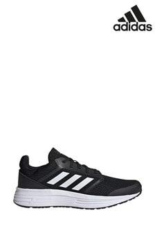 Черные кроссовки для бега adidas Galaxy 5