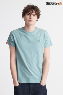 Superdry Mint Embroidered T-Shirt
