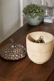 Acorn Trinket Pot