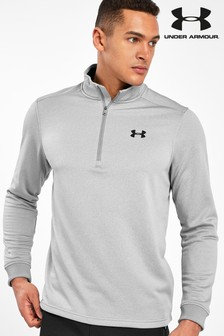 Under Armour fleece top met halve rits