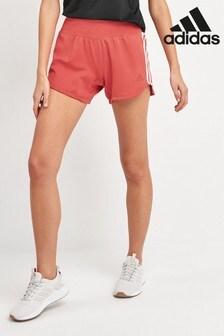 מכנסיים קצרים ארוגים עם 3 פסים של Adidas