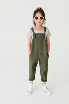 Soft Cotton Dungarees (3-16yrs) (403370) | $28 - $36
