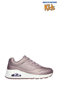 Skechers® Green Uno Rose Bold Trainers