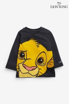 Lion King Long Sleeve T-Shirt (3mths-8yrs)