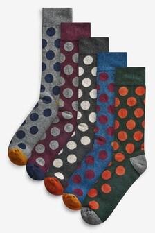 Calcetines con suela acolchada