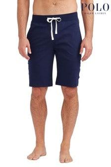 Polo Ralph Lauren Taped Logo Lightweight Shorts