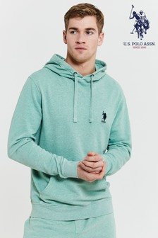 U.S. Polo Assn. Acid Wash Hoody