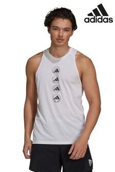 adidas Run Logo Vest