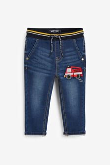 Fire Engine Jeans (3mths-7yrs)