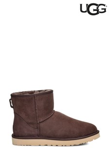 UGG® Brown Classic Mini Boots