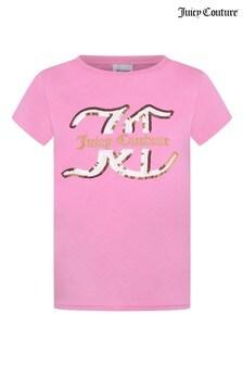 Juicy Couture Juicy Sequin T-Shirt