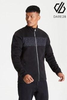Dare 2b Black Inclose Full Zip Sweater