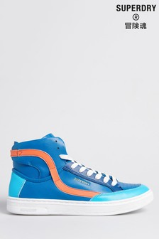 Superdry Vegan Basket Lux Trainers