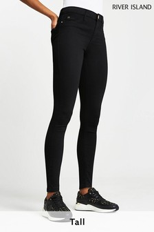 River Island zwarte Molly jegging