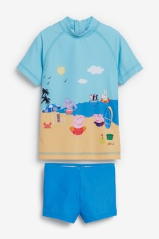 Peppa Pig™ Two Piece Set (3mths-7yrs)