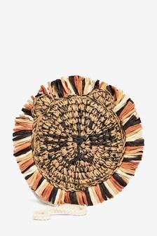 Crossbody kabelka v tvare levej hlavy