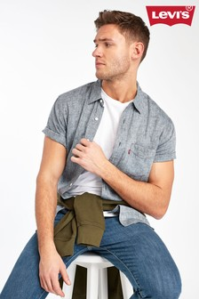 Levi's® Sunset Pocket Short Sleeve Shirt