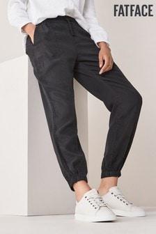Fatface Lyme Tencel Cuffed Trousers (411207) | $58
