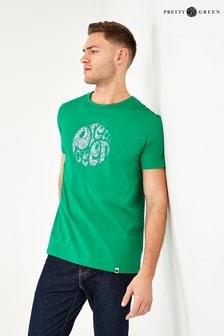 Pretty Green Appliqué T-Shirt