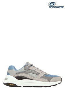 Skechers® Grey Global Jogger Trainers