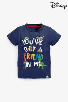 Disney™ Toy Story Short Sleeve T-Shirt (3mths-8yrs)