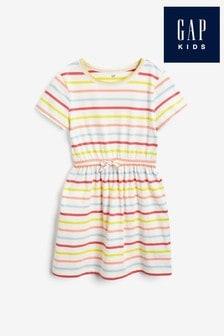 Gap Jersey-Kleid mit Taillengürtel zum Binden