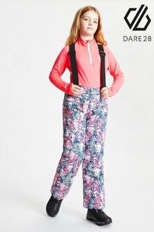 Dare 2b Pink Timeout II Waterproof Ski Pants