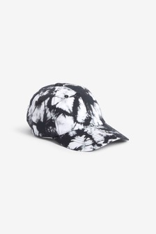 印花棒球帽 (3-16歲)