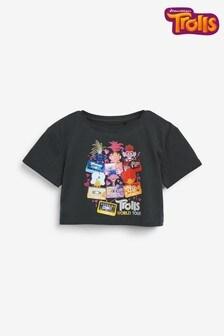 Trolls Crop T-Shirt (3-16yrs)