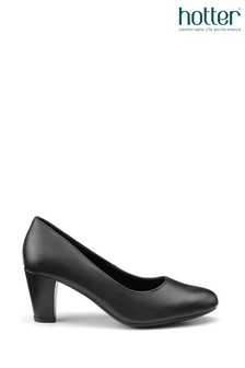 Hotter Joanna Slip-On Heeled Shoes