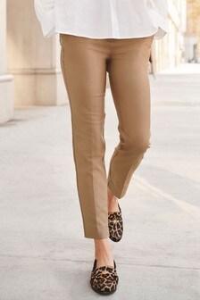 Приталенные брюки чинос