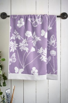 Butterfly Towels